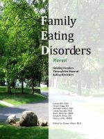 Family Eating Disorders Manual
