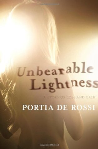 """Unbearable Lightness"""